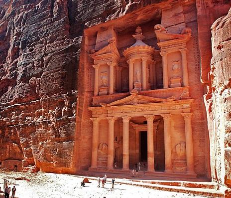 Petra tours and travel, tourist sites Amman Jordan