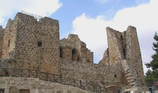 interesting tourist sites Jordan