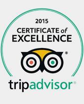 Tripadvisor Award Jordan 2015
