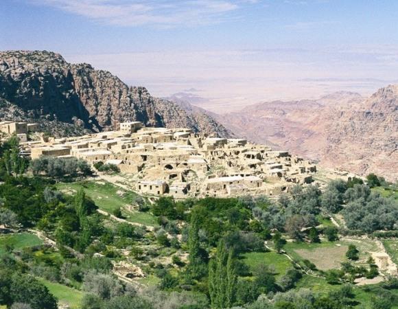 Dana, interesting tourist sites Jordan