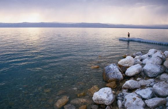 Dead Sea Jetty