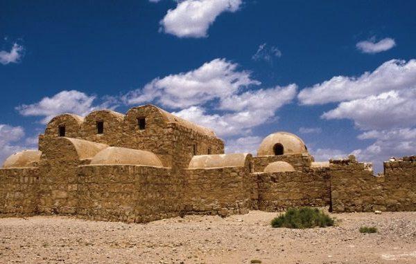 The Desert castles of Jordan, interesting tourist sites Jordan