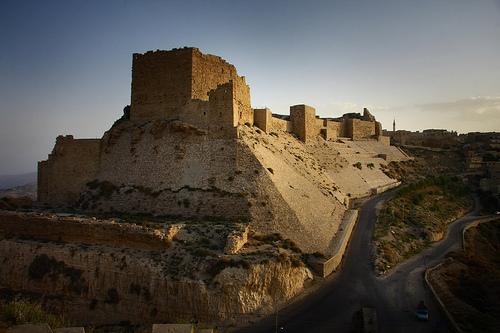 Kerak, interesting tourist sites Jordan
