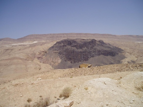 Khirbet Attannur, interesting tourist sites Jordan