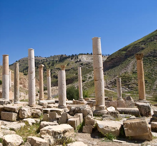 Pella, interesting tourist sites Jordan