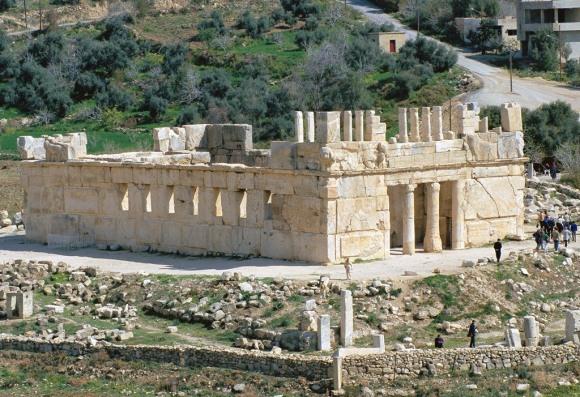 Iraq al Amir, interesting tourist sites Jordan