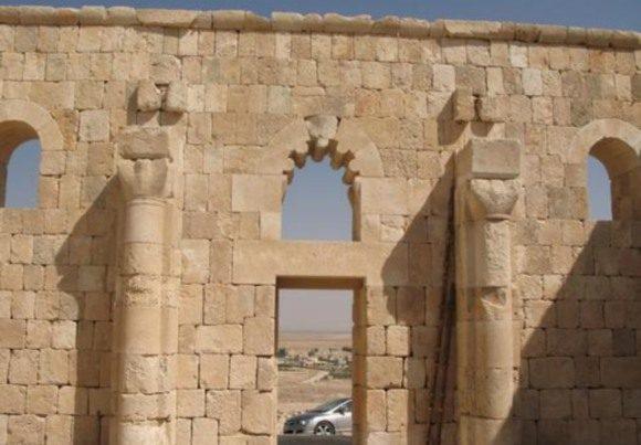 Qasr al Hallabat, interesting tourist sites Jordan