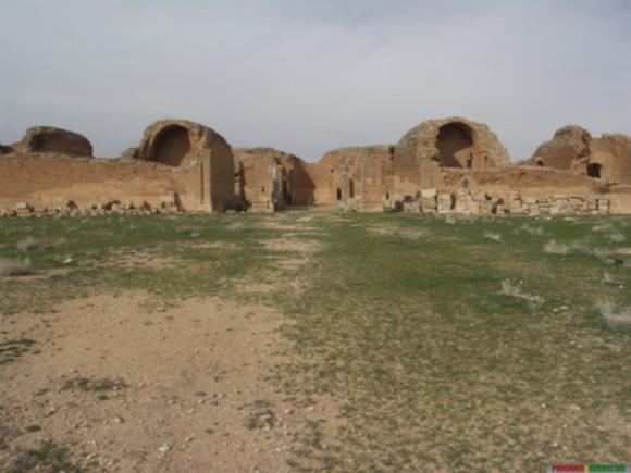Qasr al mushatta, interesting tourist sites Jordan