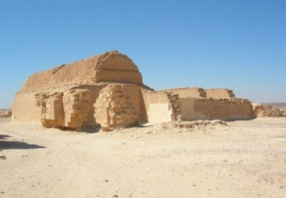 Qasr Tuba, interesting tourist sites Jordan