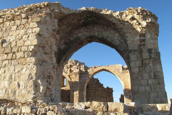 Shobak castles, interesting tourist sites Jordan