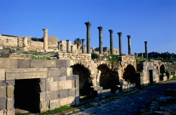 Umm Qais tour, interesting tourist sites Jordan
