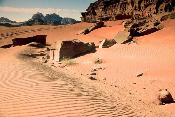 Wadi Rum, interesting tourist sites Jordan