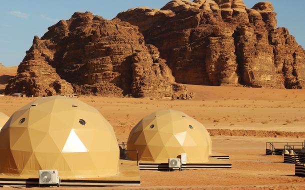 Martian Camp
