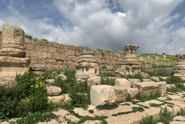 A walk through Jerash