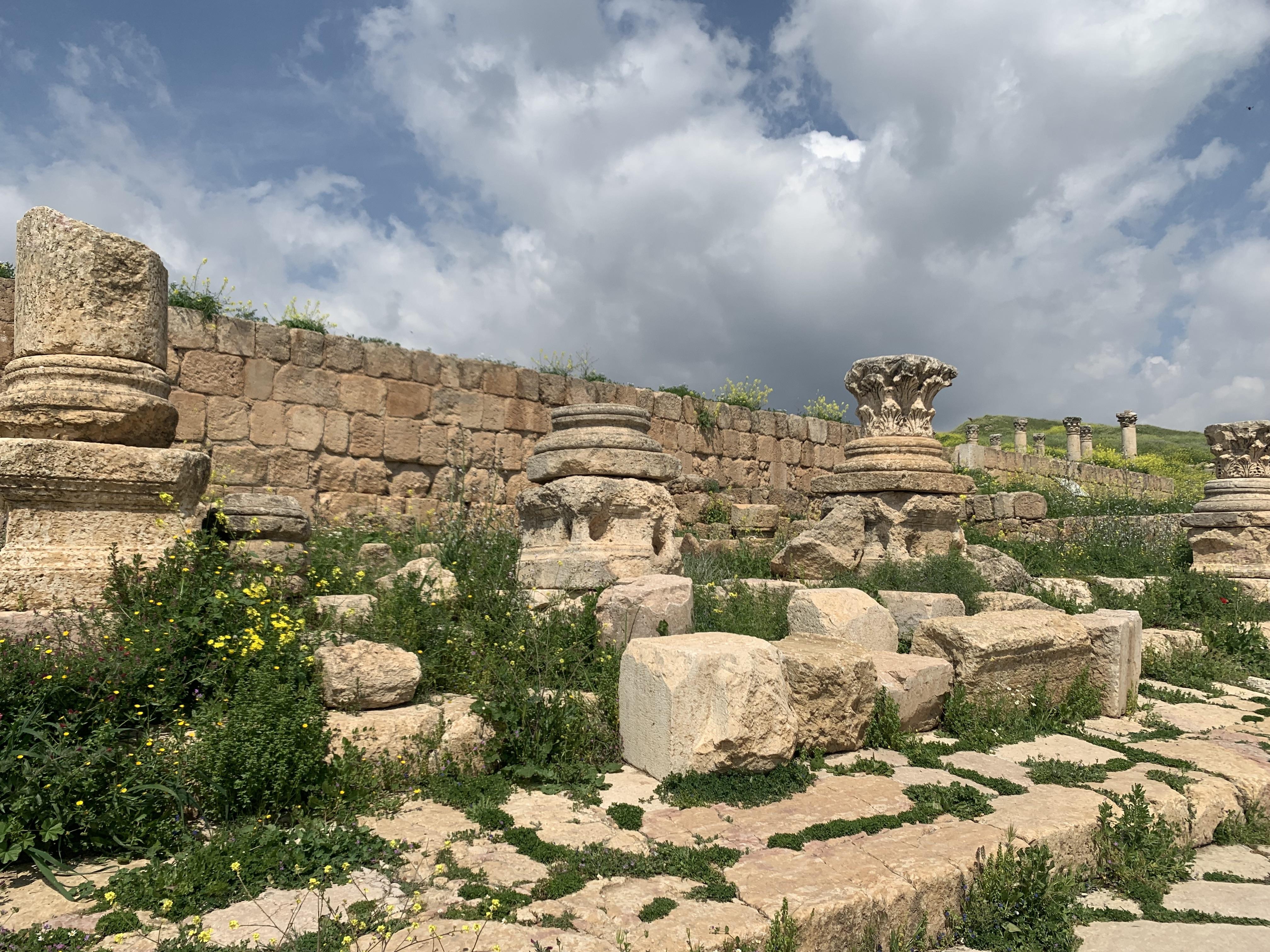 Un paseo por Jerash