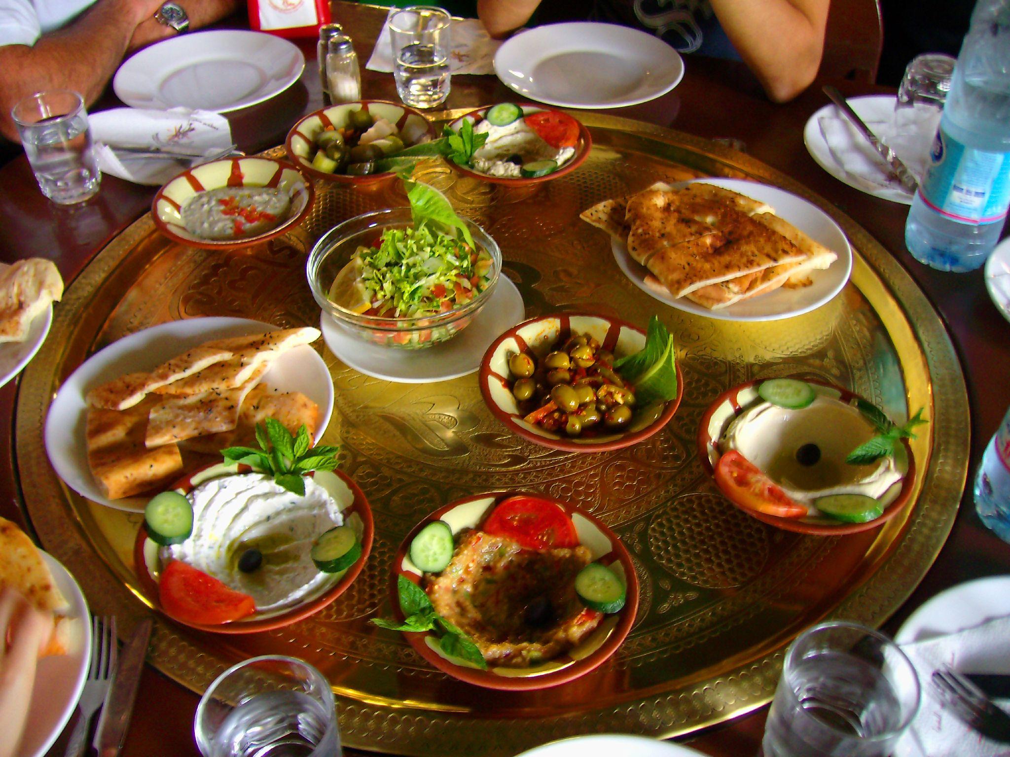 Feasting your way around Jordan