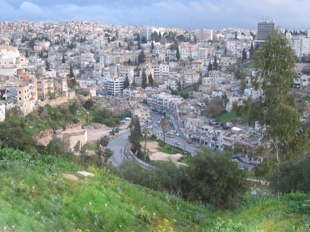 Jabal webdeh, Amman, Jordan, Things to do in Jordan
